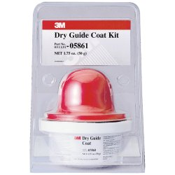 Dry Kit (DRY GUIDE COAT CARTRIDGE & KIT 50 GRAM)