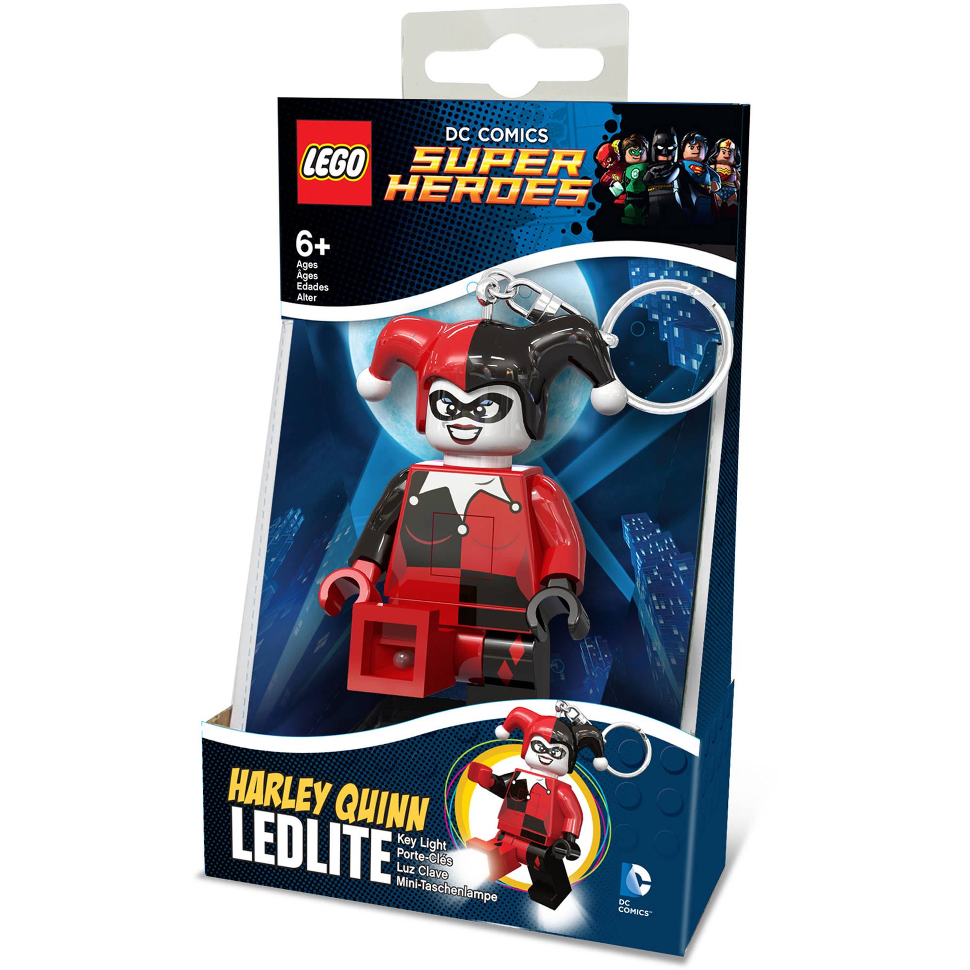 Santoki LED Key Light, Lego DC Universe Harley Quinn by Santoki