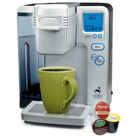 Cuisinart Keurig Brewed SS-700 Single-Serve Brewing System with Hot Water System - Walmart.com