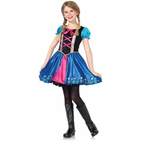 Leg Avenue Alpine Princess Child Halloween - Leg Avenue Kids Costumes