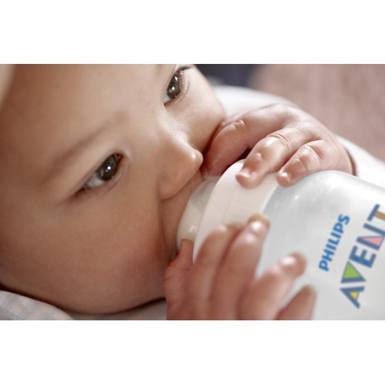 Philips Avent Anti-Colic BPA-Free Baby Bottles - 9oz, Clear, 3 ct ...