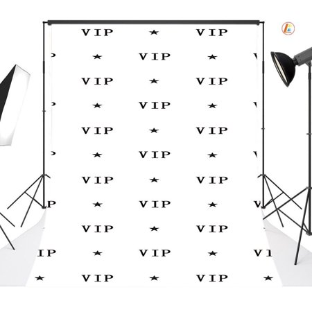HelloDecor Polyster 5x7ft VIP Photo Backdrops Studio Background Studio Props](Vip Backdrop)