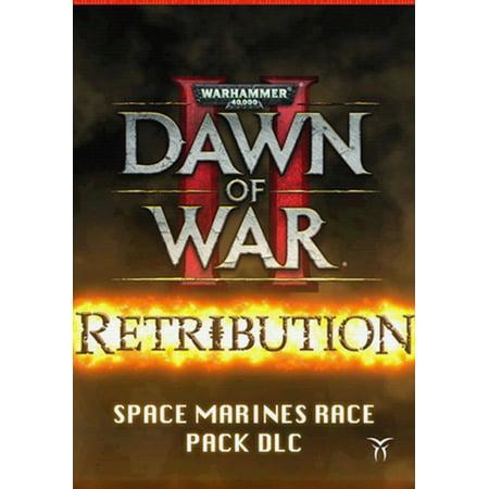 Warhammer 40,000 : Dawn of War II - Retribution - Space Marines Race Pack DLC, Sega, PC, [Digital Download],