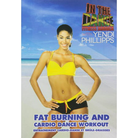 In the Dance Fitness Jamaica (DVD)