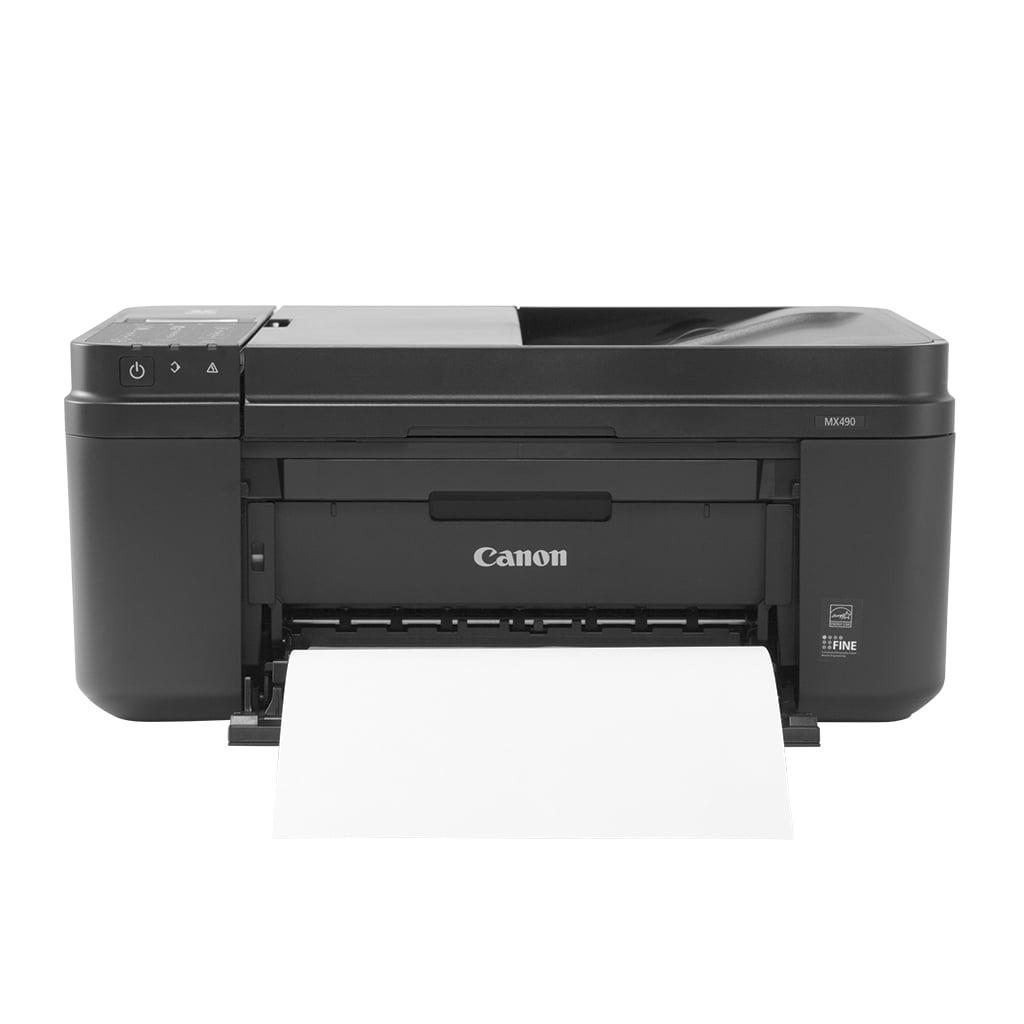 Canon PIXMA MX490 Wireless Office All-in-One Printer/Copier/Scanner/Fax Machine