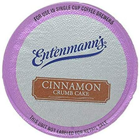 Entenmann's Cinnamon Crumb Cake Single Serve Cups (10