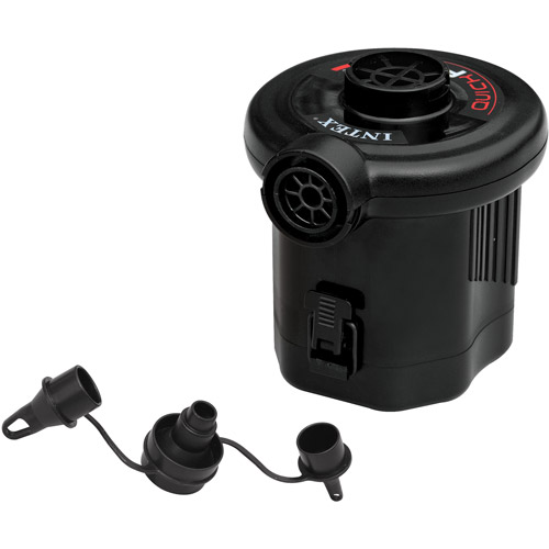 Intex Quick-Fill Battery Air Pump, 13.4CFM Max. Air Flow