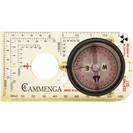 Cammenga Destinate Model D3-T Tritium Protractor Compass Box
