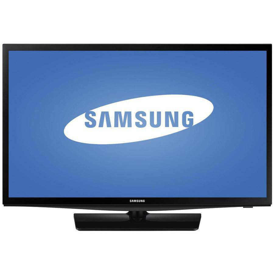 "Refurbished Samsung 24"" 4000 Series - LED HDTV - 720p, 120MR (UN24H4000)"