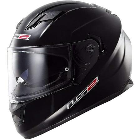 LS2 Stream Solid Men's Street Motorcycle Helmet (Best Full Face Motorcycle Helmet Under 100)