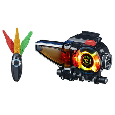 Power Rangers Beast Morphers Beast-X Morpher for Ages 5 and (Power Rangers Jungle Fury Red Ranger Toy)