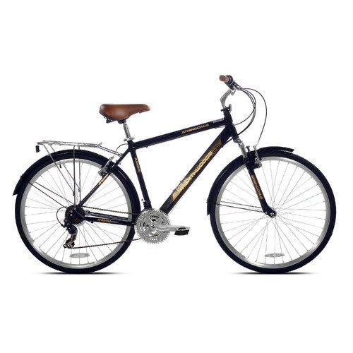 Northwoods Springdale Mens 700c 21 Speed Hybrid Bike