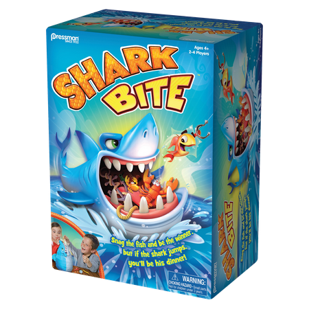 Shark Bite Game (Games For Family Night)