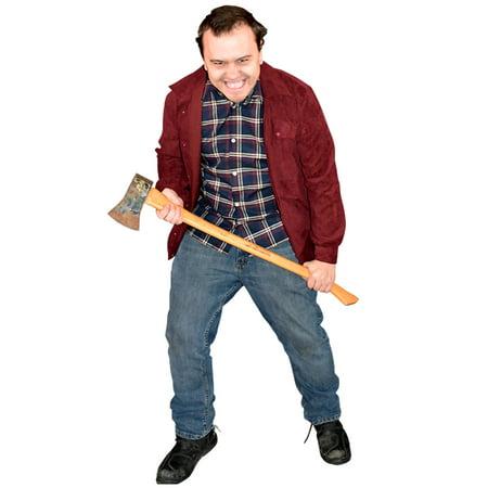 The Shining Jack Torrance Adult Costume