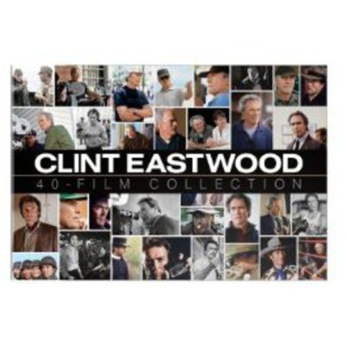 Clint Eastwood: 40-Film Collection