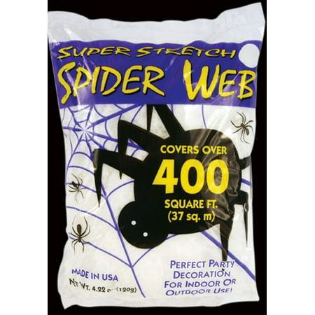Super Fun Halloween Crafts (Fun World Super Stretch Halloween Décor Spider)