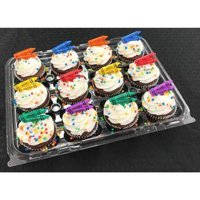 Product Image The Bakery At Walmart Chocolate Cupcakes 12 Ct