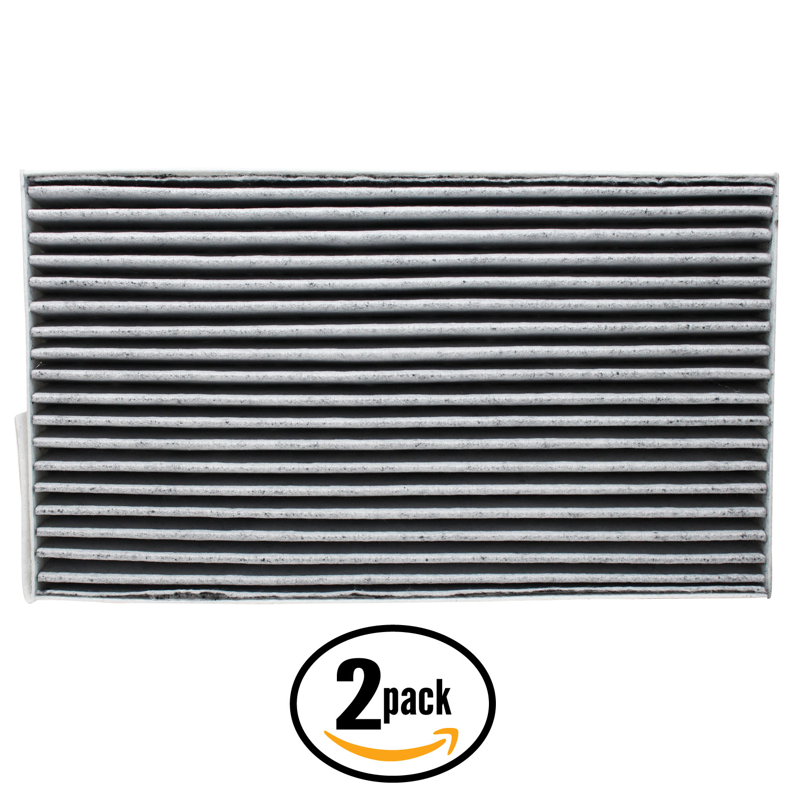 2-Pack Replacement Cabin Air Filter for 2013 Nissan Leaf ELECTRIC Car/Automotive - Activated Carbon, ACF-11177 - image 1 of 1