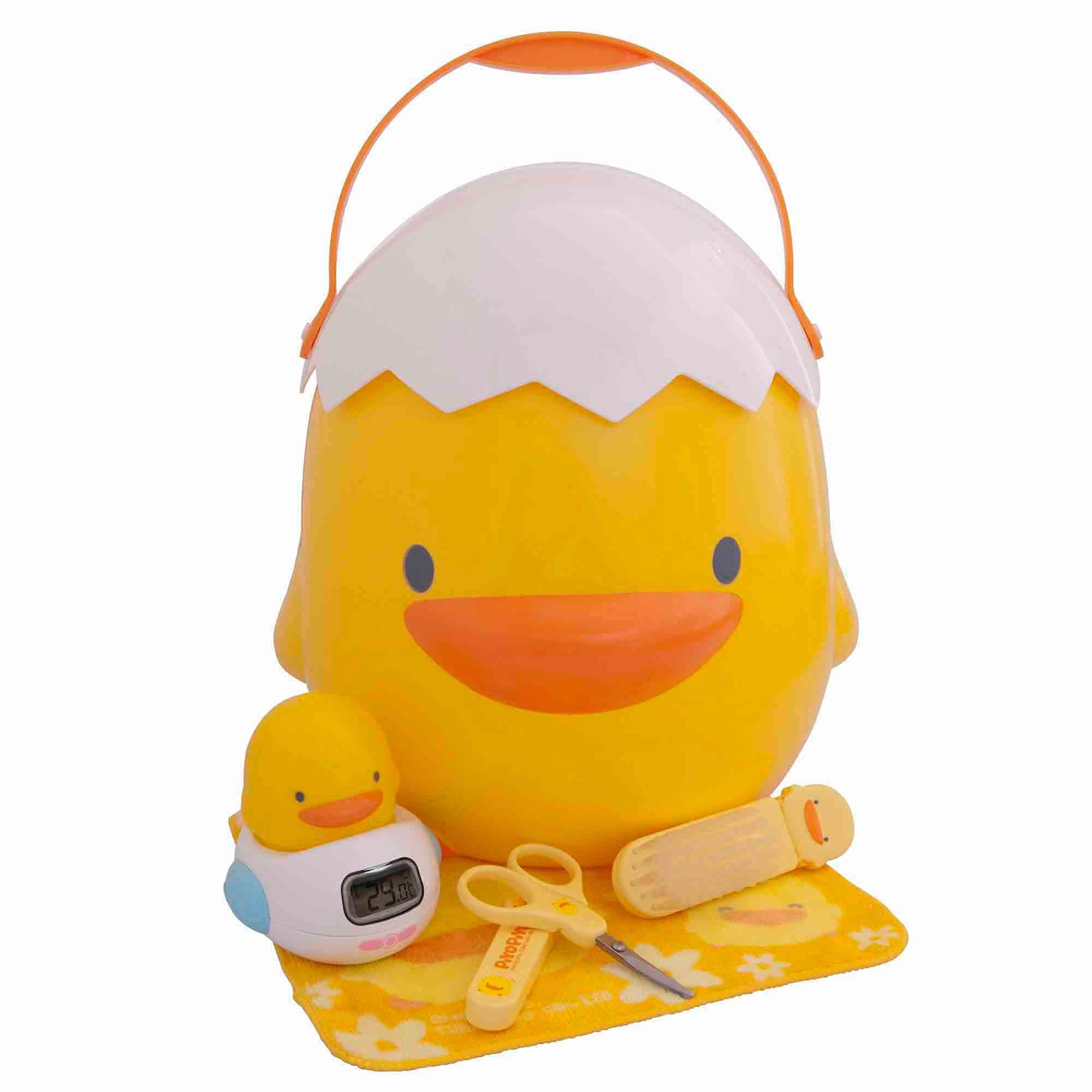 Piyo Piyo Bathing Baby Gift Set