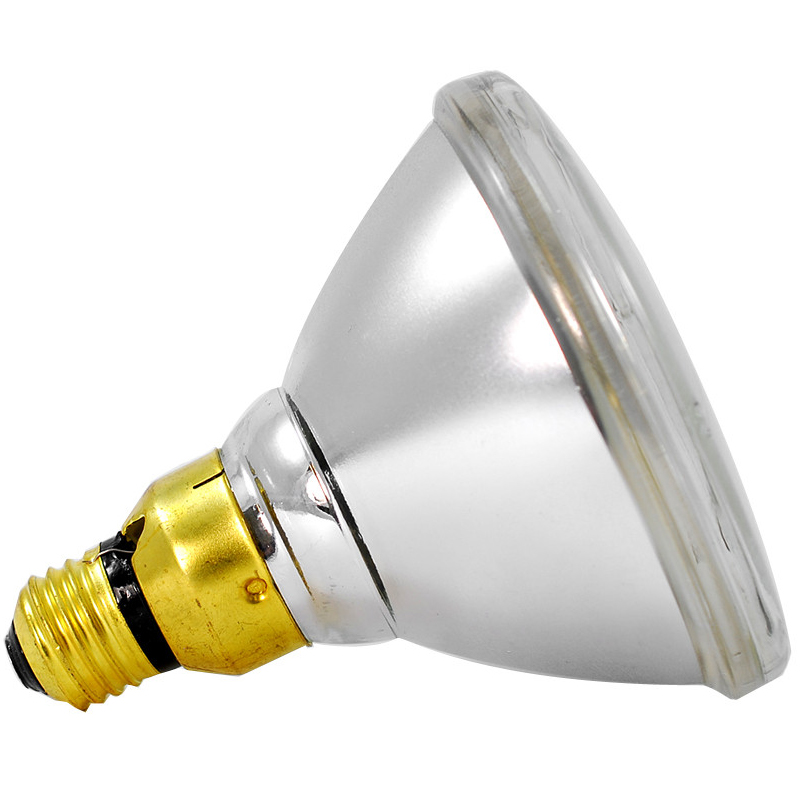 Sylvania 80w PAR38 Lamp Wide Flood WFL50 2950K Halogen Light Bulb