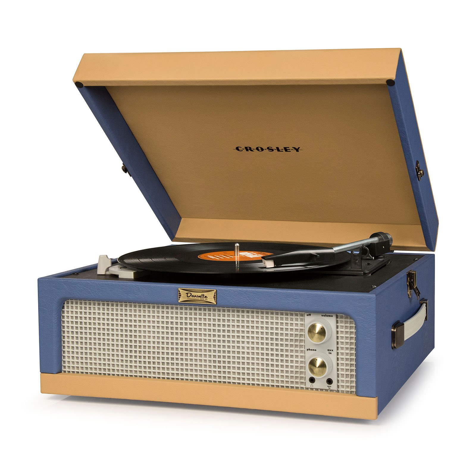DANSETTE JUNIOR PORTABLE RECORD PLAYER