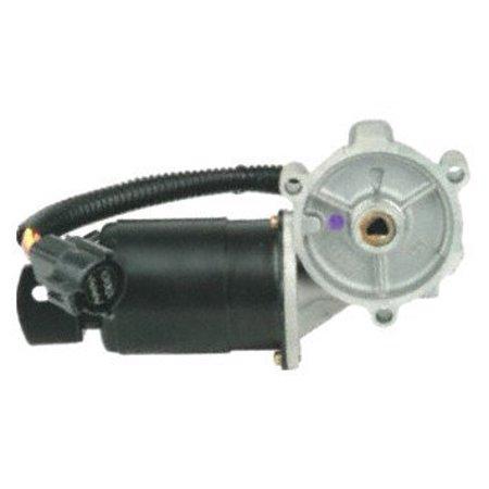 Bravada Transfer Case Shift Motor - Cardone 48-202 Remanufactured Transfer Case Motor