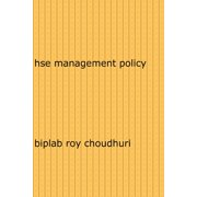 Hse Management Policy - eBook