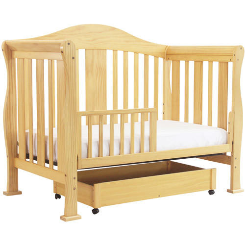 Parker 4-in-1 Crib - Natural