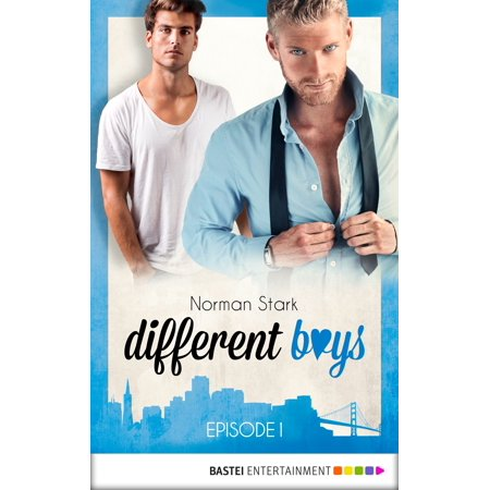different boys - Episode 1 - eBook