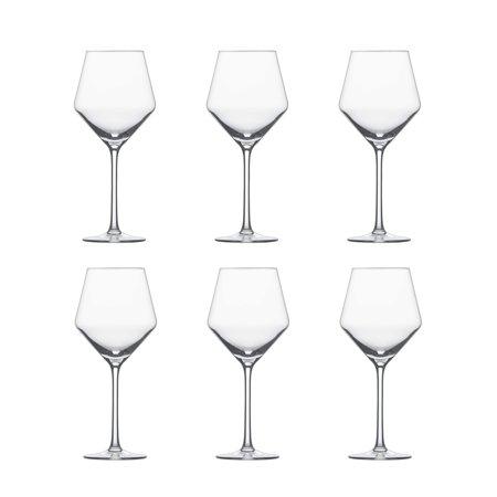 Schott Zwiesel  Pure Beaujolais Wine Glass 15.7-Ounce Set of
