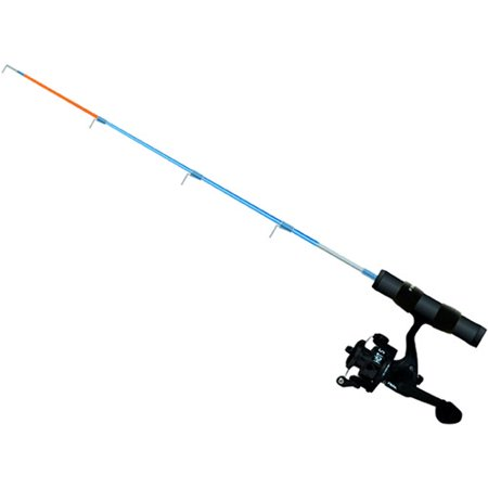Frabill hot stick ice fishing rod and reel combination for Frabill ice fishing rods