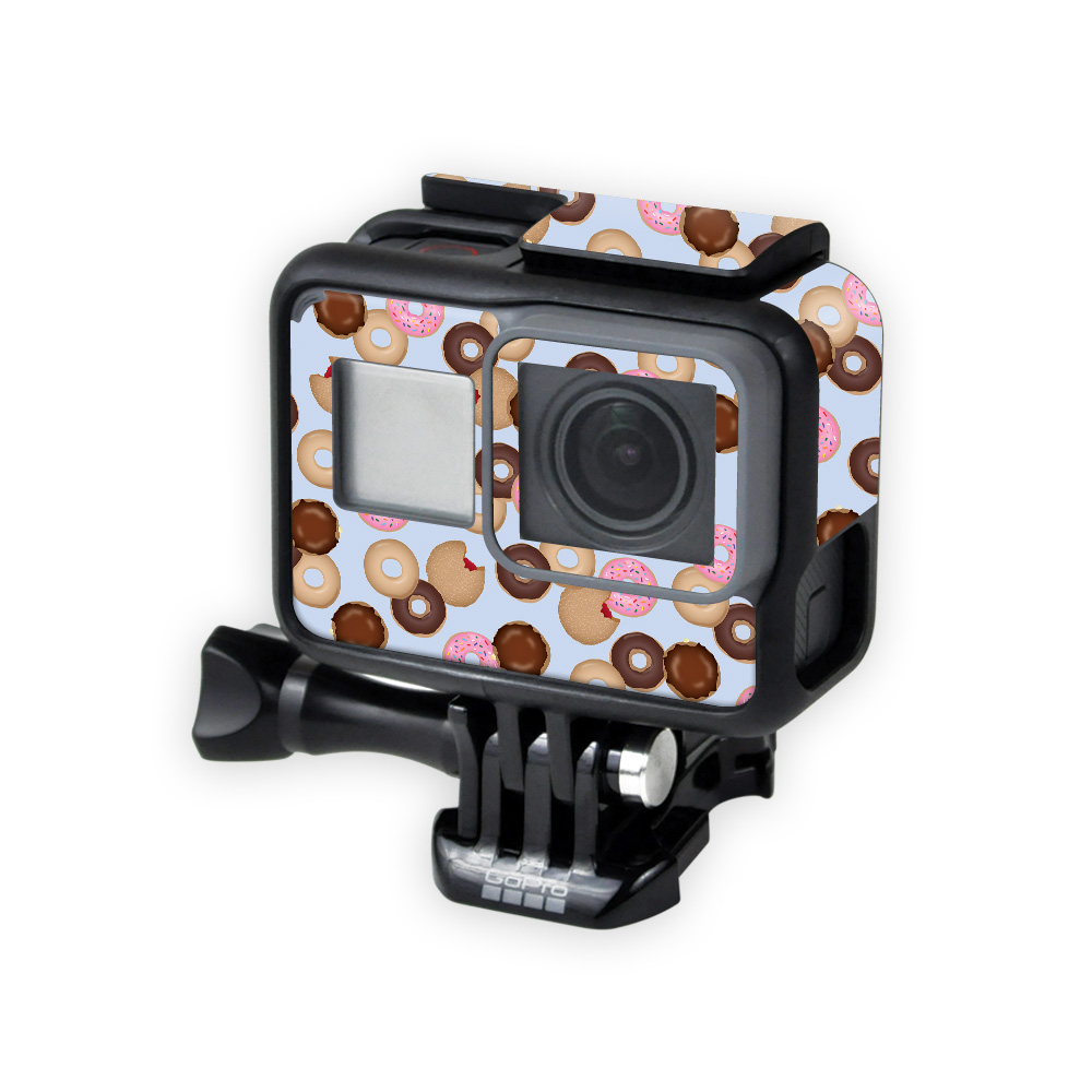 Skin For GoPro Hero5 Black – Donut Binge | MightySkins Protective, Durable, and Unique Vinyl Decal wrap cover | Easy To Apply, Remove, and Change Styles | Made in the USA