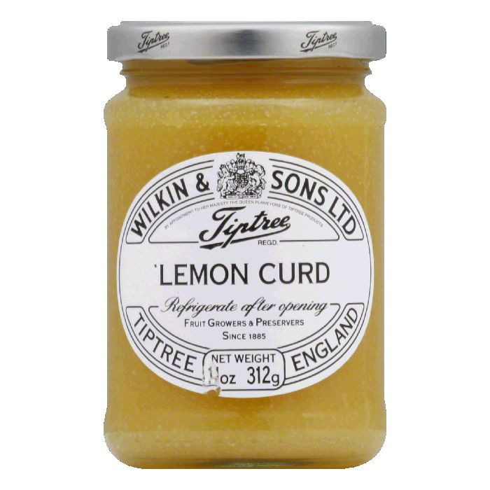 Wilkin and Sons Lemon Curd, 12 OZ (Pack of 6)