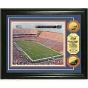NCAA Highland Mint, Ben Hill 24KT Gold Coin Photomint, University of Florida, Ben Hill Griffin Stadium