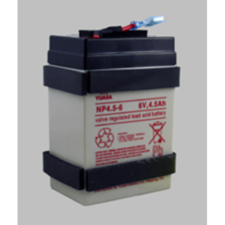 Replacement for WELCH ALLYN LIFESIGN ANALYZER CP100/200 ECG BATTER replacement battery