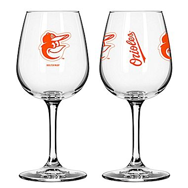 2-Pack 12-ounce MLS Vancouver Whitecaps FC Wine Glasses