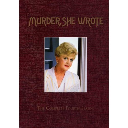 Murder, She Wrote: The Complete Fourth Season [5 Discs] [DVD]