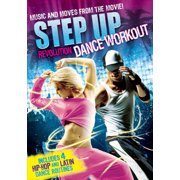 STEP UP REVOLUTION DANCE WORKOUT (DVD) (WS/ENG/FARSI/2.0 DOL DIG/5.1 DD) (DVD)