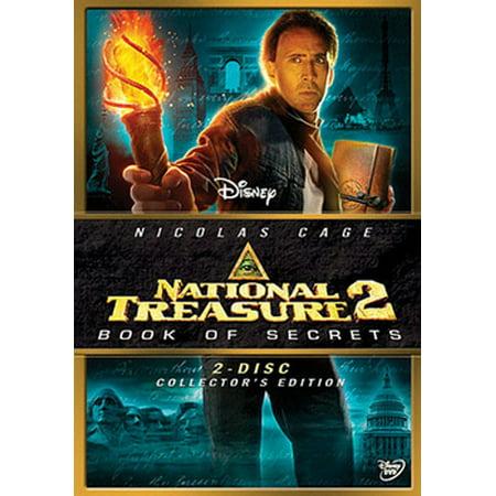 National Treasure 2: Book of Secrets (DVD) (National Treasure 3 Release Date In India)