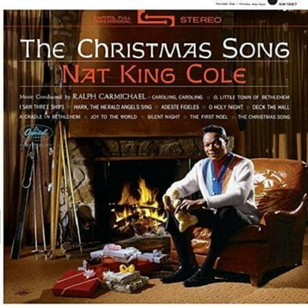 Nat King Cole - Christmas Song - Vinyl ()
