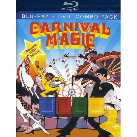 Carnival Magic (Blu-ray + DVD) (Carnival Magic Tracker)