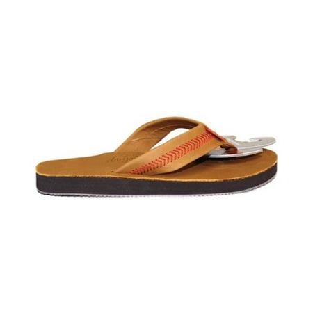5716177f3ffc Rawlings - Rawlings Men s Baseball Stitch Nubuck Leather Sandals  RF50000-204 (Tan