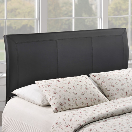 Wrought Studio Apolonio Queen Upholstered Wingback Headboard