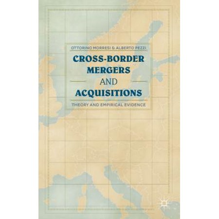 Cross-border Mergers and Acquisitions - eBook (Cross Border Mergers And Acquisitions In India)