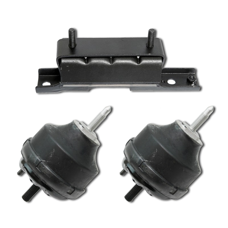 4PC ENGINE /& TRANSMISSION MOUNT FOR 2005-2006 CHEVROLET EQUINOX 3.4L FAST SHIP