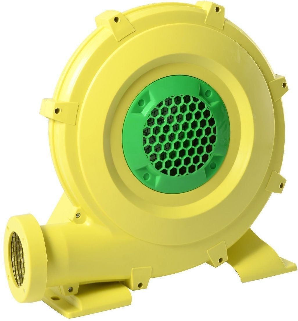 Lazymoon Air Blower Pump Fan 450 Watt 1.0HP For Inflatable Bounce House Bouncy Castle