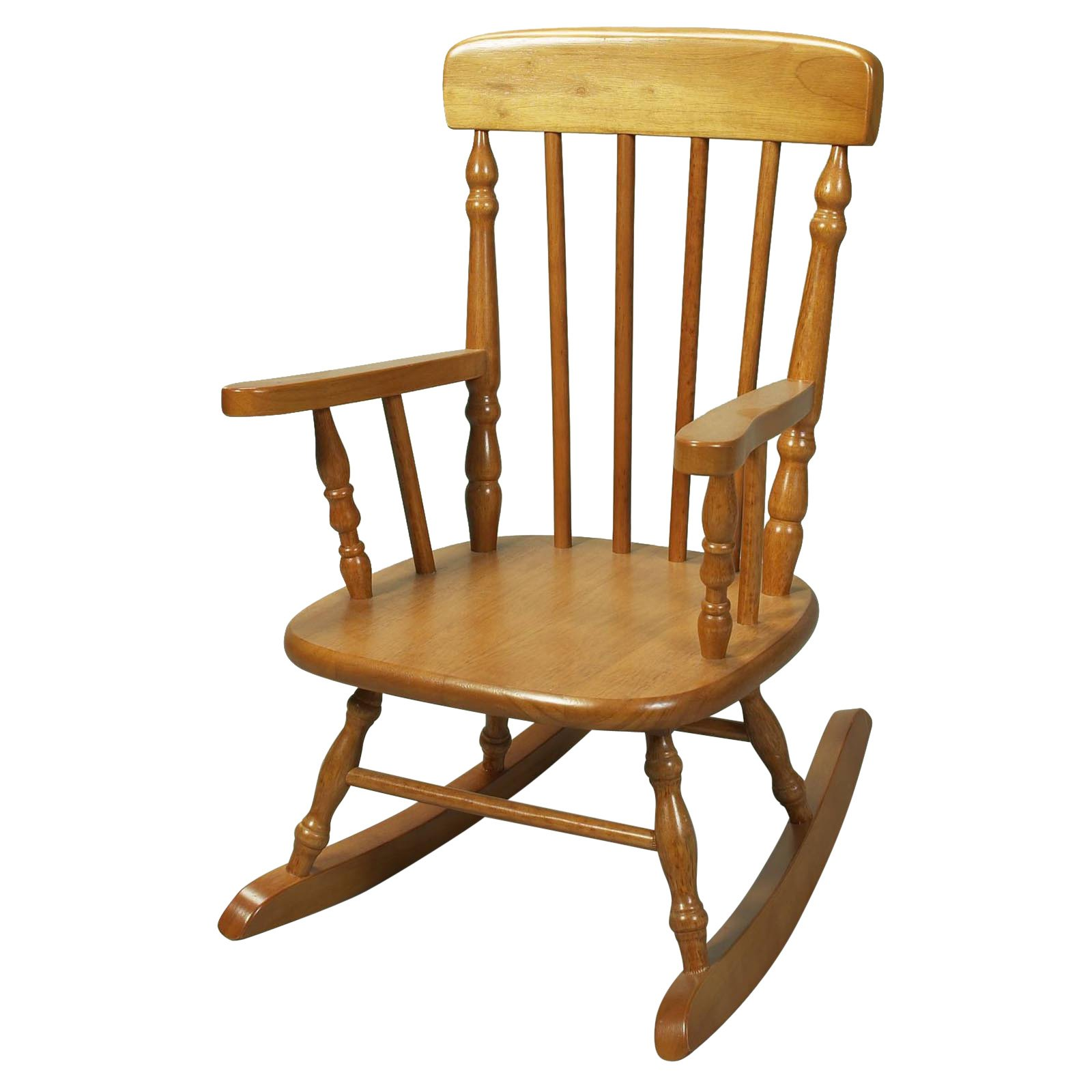 Kids Spindle Rocking Chair by Giftmark