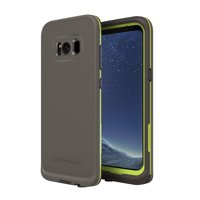 Lifeproof Fre For Galaxy S8 Case - Second Wind Grey