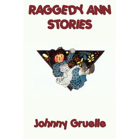 Raggedy Ann Stories How To Make A Raggedy Ann Doll