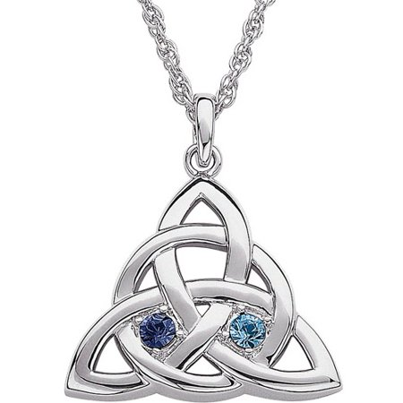 in walker jewelry img celtic products knot silver pendant simple irish sterling metalsmiths